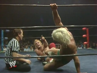 Рик Флэр против Барри Уиндэма (20.01.1987)
