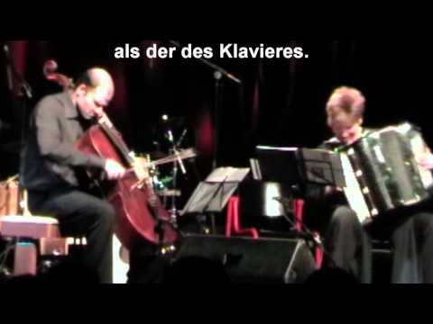 Astor Piazzolla LIBERTANGO Duo Bajancello Oliver Mascarenhas Tatjana Bulava