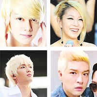 Блондины и блондинки SM.