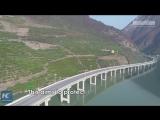 Самая красивая автомагистраль над водой в Поднебесной