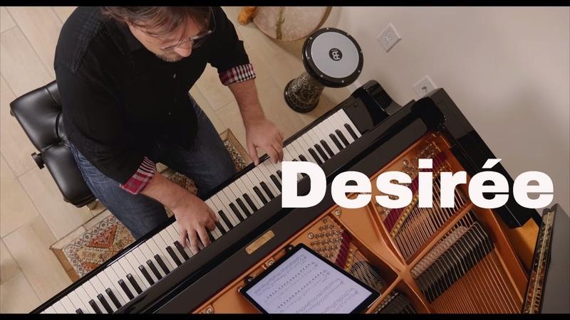 Desirée (Angels) David Hicken Piano Solo
