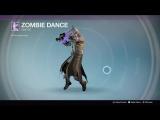 Destiny_20180129 EGYPET WARLOCK . ZOMBIE DANCE .