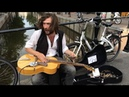 Amazing busker in Amsterdam Jack Broadbent