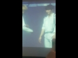VK180812 MONSTA X fancam - Minhyuk dance @ THE 2ND WORLD TOUR 'The Connect' in Sao Paulo