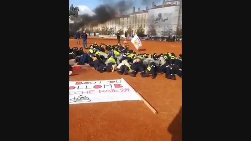 Pompiers Lyonnais