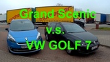 Grand Scenic i Golf 7 прихали в Украну!