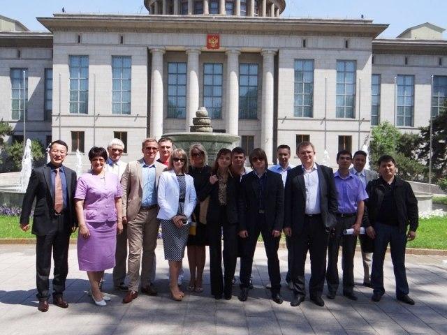 Посольство Российской Федерации в Китайской Народной Республике, Пекин | Ассоциация предпринимателей Китая