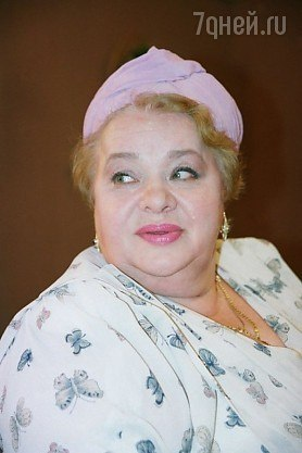 Наталье крачковской исполняется 75 лет