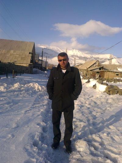 Arman Davtyan, 4 декабря 1999, Челябинск, id195193544