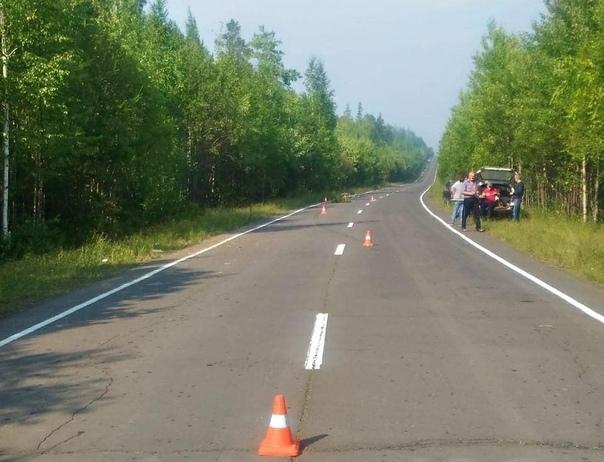 ДТП на автодороге Невон – Кеуль