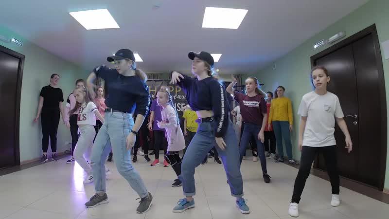 Choreo by Анна Моисеева 5