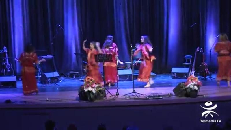 Берберский танец Кабилы Алжир