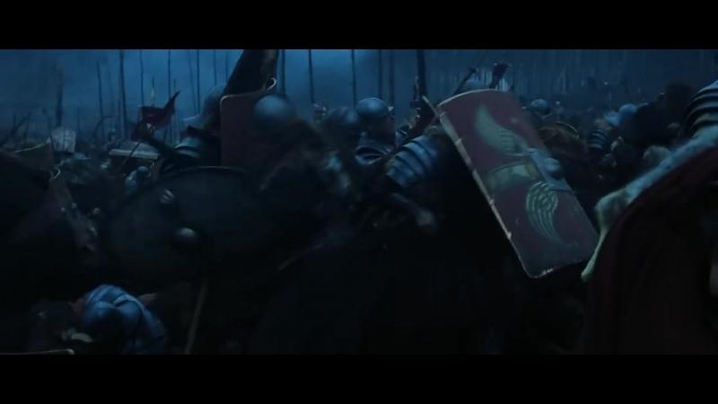 Рим империясы Герман сарбаздарына қарсы шайқасы
