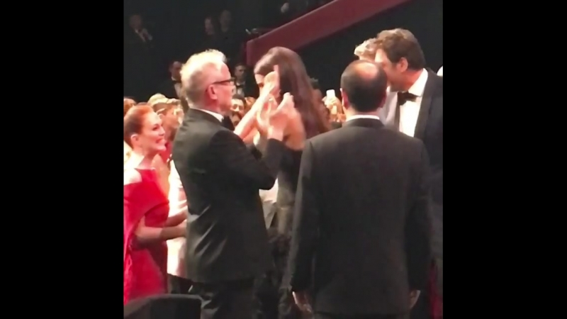Cannes Film Festival 2018. Penelope Cruz Javier Bardem