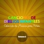 Rainbow альбом Canciones de Dibujos Infantiles Colección de Música para Niños (Vol. 6)