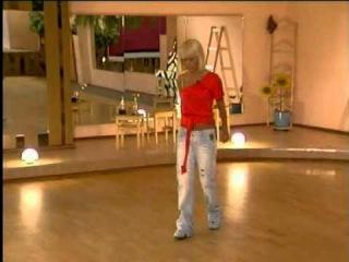 Танцы. Уроки. Спортивные бальные танцы. Техника Латиноамериканского танца 2
