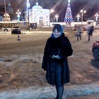 Анкета Елизавета Гришина