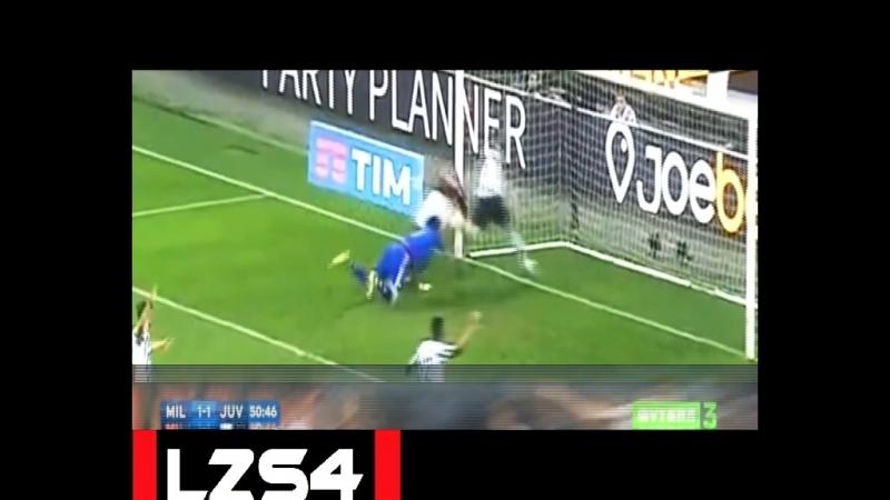Буффон vs Балотелли | vk.com/footballvinelos