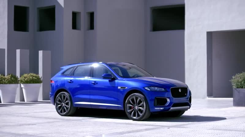Jaguar F-PACE - Дизайн