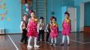 Танец дошколят на 8 марта Жанаульская ООШ