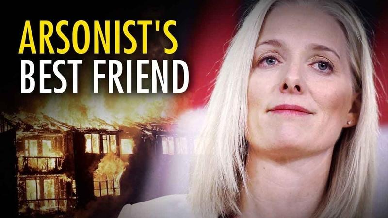 McKenna runs cover for arsonist who set BC wildfires | Sheila Gunn Reid