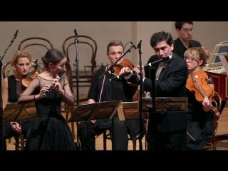 Baldassarre Galuppi - Concerto a 6 for 2 flutes, strings b.c. in D minor - Croatian Baroque Ensemble