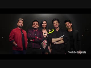 ARRived ¦ Anthem ¦ A. R. Rahman, Shah Rukh Khan, Clinton Cerejo, Shaan, Vidya Vox