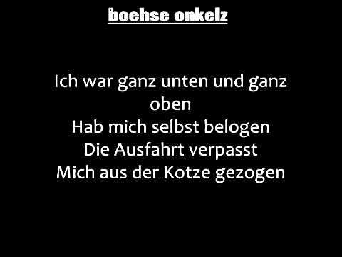Böhse Onkelz - Prinz Valium (Lyrics).mp4
