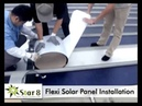 Flexi Solar Panel Installation Australia / New Zealand