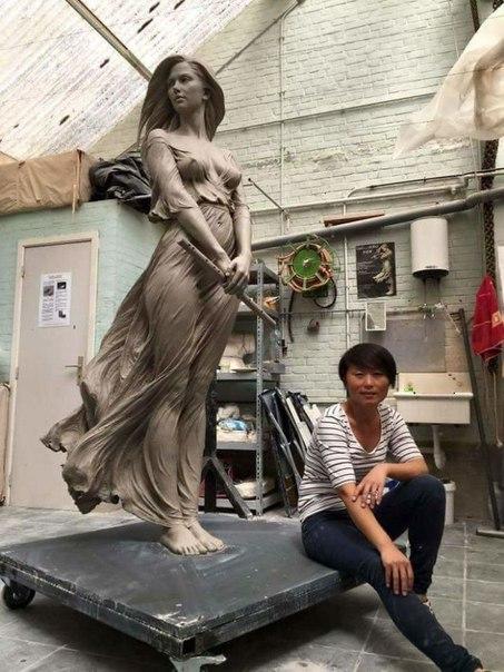 Искусство скульптуры