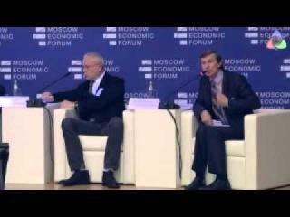 ВАСИЛИЙ МЕЛЬНИЧЕНКО. Московский Экономический Форум.