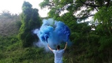T.I.F.O. Mr. Smoke 1 FDFsrl blau smoke fountain Rauchbombe