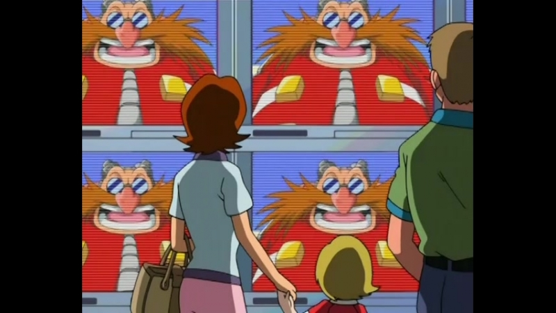 Sonic X / Соник икс 1 сезон 3 серия