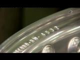 Автомобильные диски на спицах ( Из чего это сделано )