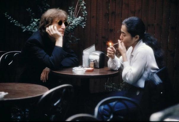 Джон и Йоко