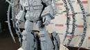 SDCC 2019 - Unicron Gray Resin Prototype - Robot Mode Part 1