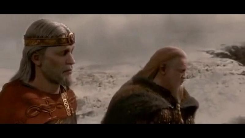 Беовульф и Христианский бог
