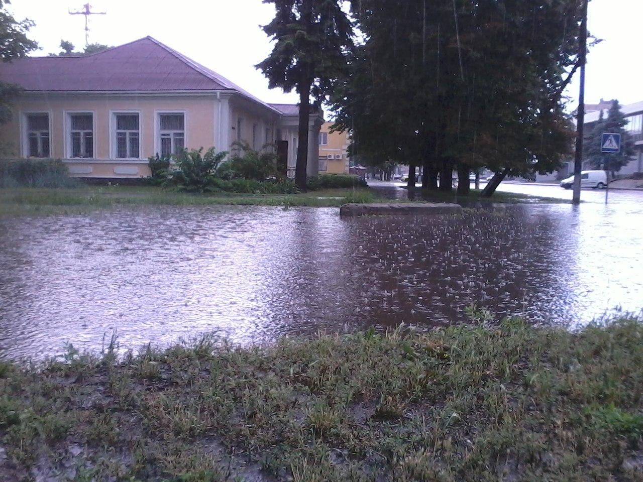 злива в миргороді