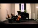 Lowell Liebermann - Piano Trio Nr.2 (3rd Movement)