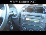 Демонтаж автомагнитолы Toyota Corolla