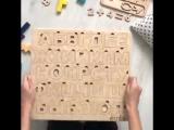 Wood Master - инновационная методика обучения чтению
