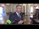 Вилкул: постановление о санкциях против телеканалов фактически прошло на кнопкодавстве 17.10.18