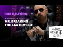 Världens Farligaste Möte 2016 – Rob Halford, MR. Breaking the Law Himself