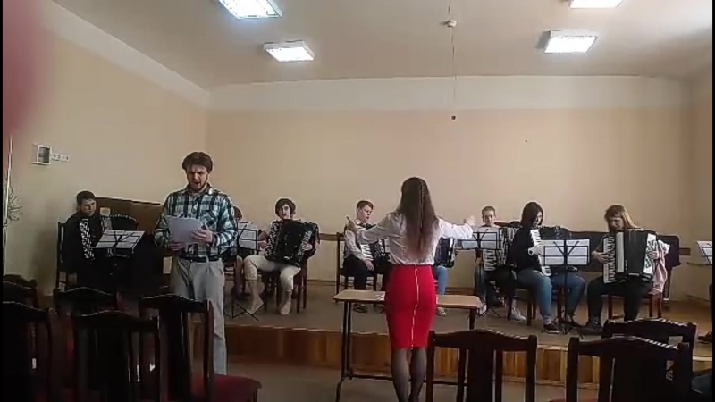 М.В.Муромов Боевым награждается орденом