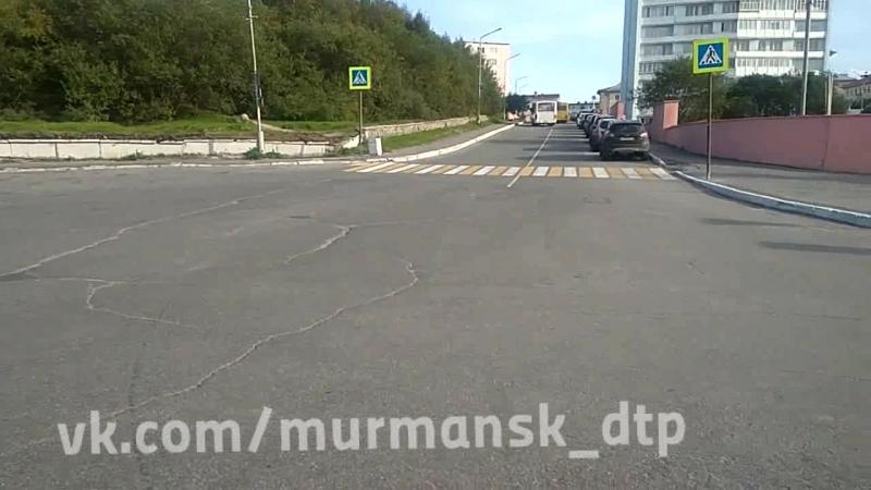 Североморск, Морвокзал