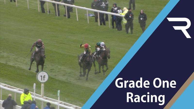 Betway Aintree Hurdle (Grade 1) - Racing TV
