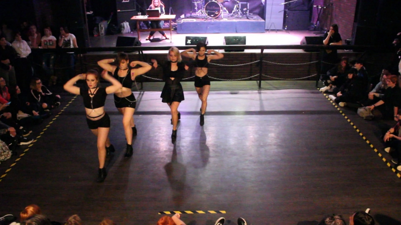 IL'WHA - Lady Gaga Kazaky -Mix - Venus in the Middle - K-POP COVER BATTLE STAGE 3.1