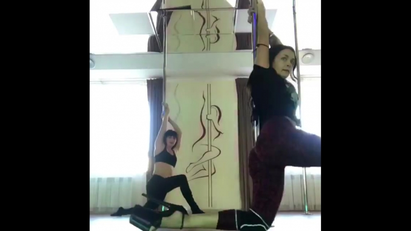 Exotic Pole Dance хорошая Кардионагрузка