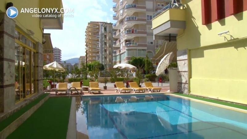 Klas Dom Suite Annexe 3★ Hotel Alanya Turkey