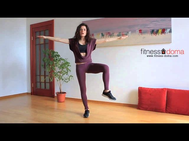 Гимнастика для похудения в домашних условиях в картинках